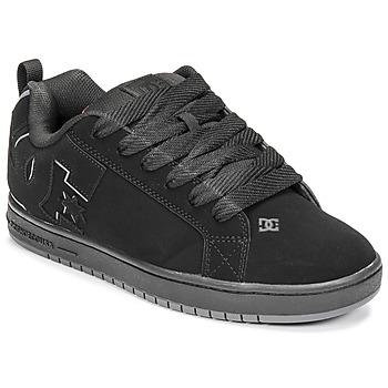 Shoes Men Skate shoes DC Shoes COURT GRAFFIK Black / Red