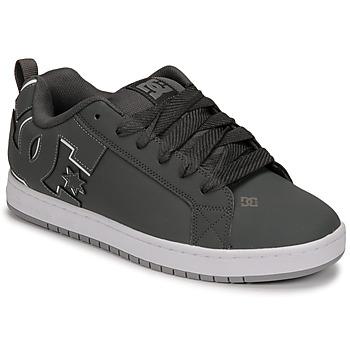 Shoes Men Skate shoes DC Shoes COURT GRAFFIK Grey / Black