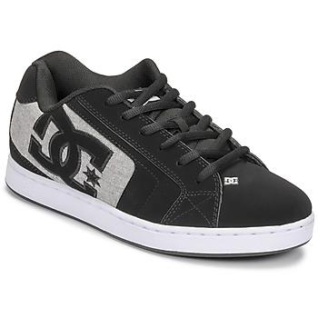 Shoes Men Skate shoes DC Shoes NET Black / Grey