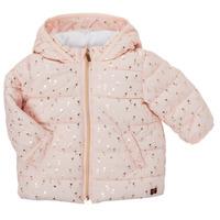 Clothing Girl Duffel coats Carrément Beau ACAJOU Pink
