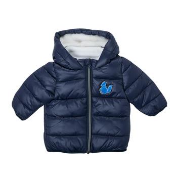 Clothing Boy Duffel coats Carrément Beau AMANDE Marine