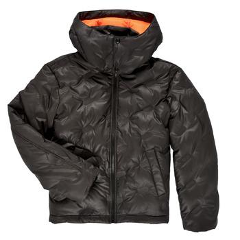 Clothing Boy Duffel coats Diesel JTHERMO Black