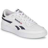 Shoes Low top trainers Reebok Classic CLUB C REVENGE White / Marine