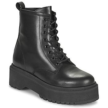 Shoes Women Mid boots Betty London PICARLA Black