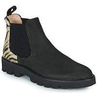 Shoes Women Mid boots Melvin & Hamilton SELINA 37 Black