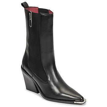 Shoes Women High boots Bronx NEW KOLE Black