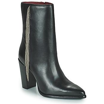 Shoes Women High boots Bronx NEXT AMERICANA Black