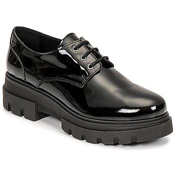 Shoes Women Derby Shoes Betty London PANDINU Black