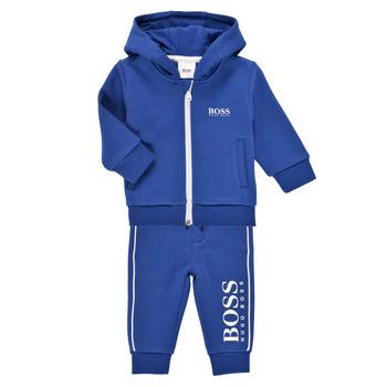 Clothing Boy Tracksuits BOSS LOLITA Blue