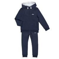Clothing Boy Tracksuits BOSS COLLETA Marine