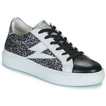 Shoes Women Low top trainers Betty London PANIL Black