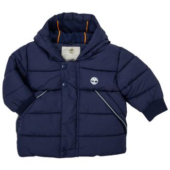 Clothing Boy Duffel coats Timberland ASSAGAC Marine