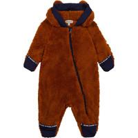 Clothing Boy Duffel coats Timberland AGNATE Brown