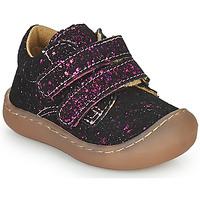 Shoes Girl Hi top trainers Citrouille et Compagnie PIOTE Fuschia