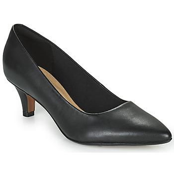 Shoes Women Heels Clarks LINVALE JERICA Black