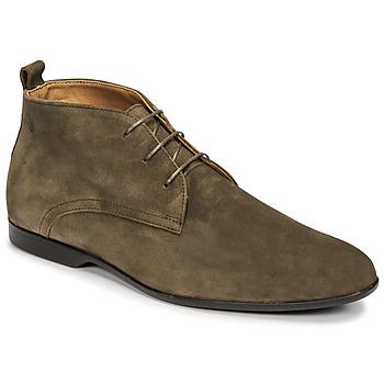 Shoes Men Mid boots Carlington EONARD Kaki