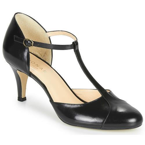 Shoes Women Heels Jonak BLOUTOU Black