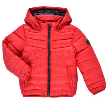 Clothing Boy Duffel coats Name it NMMMOBI JACKET Red