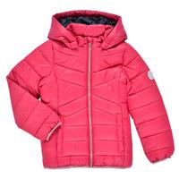 Clothing Girl Duffel coats Name it NMFMOBI JACKET Pink
