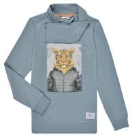 Clothing Boy Sweaters Name it NKLKUVAU LS SWE Blue