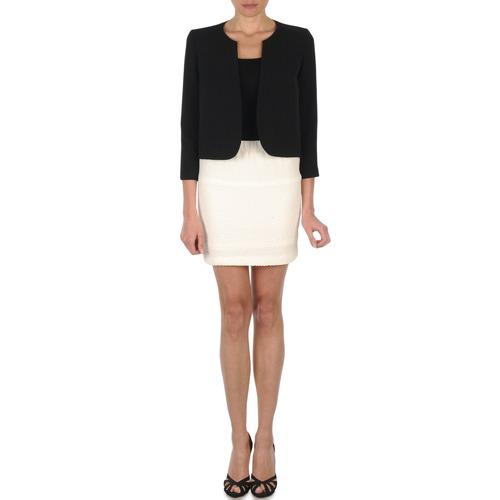 Clothing Women Skirts Lola JUMBO CORDONNETTO Ivory