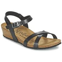 Shoes Women Sandals Papillio ALYSSA Black