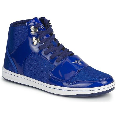 Shoes Hi top trainers Creative Recreation GS CESARIO Blue
