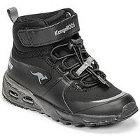 Shoes Boy Hi top trainers Kangaroos KX-HYDRO Black