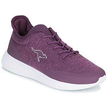 Shoes Women Low top trainers Kangaroos K-ACT SCREEN Purple