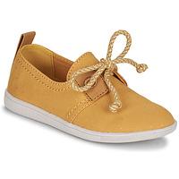 Shoes Children Low top trainers Armistice VOLT ONE Yellow