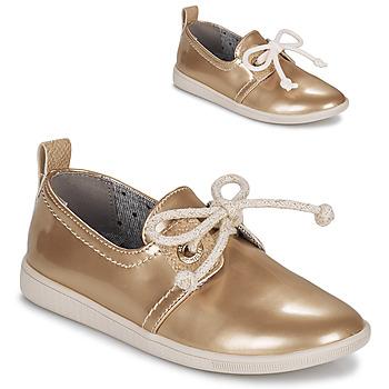 Shoes Children Low top trainers Armistice VOLT ONE Gold