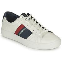 Shoes Boy Low top trainers Jack & Jones MISTRY White