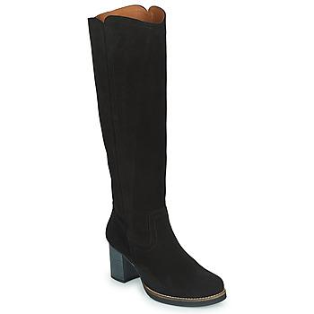 Shoes Women High boots Casual Attitude HAPI Black