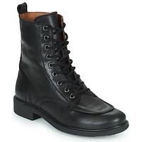 Shoes Women Mid boots Casual Attitude PASTILLA Beige