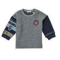 Clothing Boy Sweaters Ikks BLE Blue