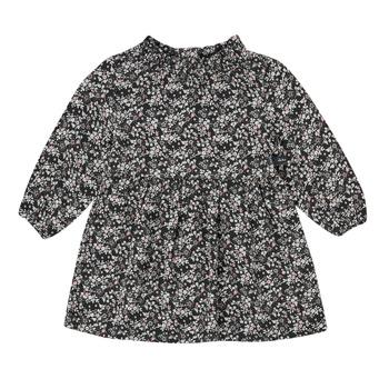Clothing Girl Short Dresses Ikks CAROTTE Marine