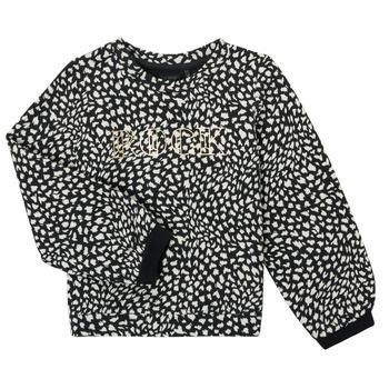 Clothing Girl Sweaters Ikks GREGE Black