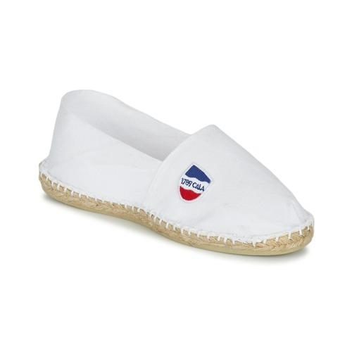 Shoes Espadrilles 1789 Cala UNIE BLANC White