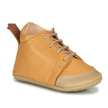 Shoes Children Slippers Easy Peasy IGO B Brown
