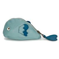 Bags Children Purses Easy Peasy ZIPPY POISSON Blue