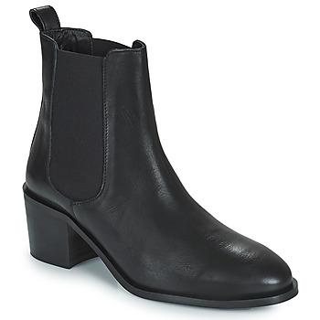 Shoes Women Mid boots JB Martin ADELE Black