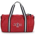 Casual Attitude  OGARA  mens Sports bag in Red