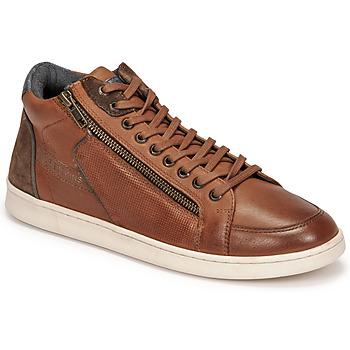 Shoes Men Hi top trainers Redskins DYNAMIC Cognac