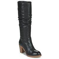 Shoes Women High boots Fericelli PISTIL Black