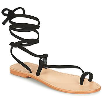 Shoes Women Sandals Jonak WALT Black