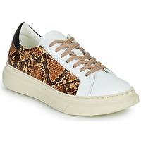 Shoes Women Low top trainers Betty London PAROLE White