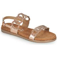 Shoes Women Sandals Marco Tozzi BLERINA Pink