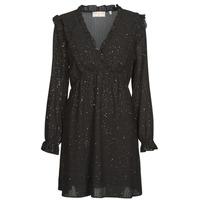 Clothing Women Short Dresses Moony Mood ABBARETZE Black