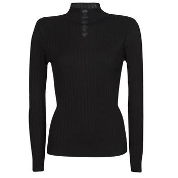 Clothing Women Jumpers Moony Mood PABJATO Black