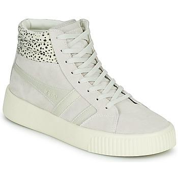 Shoes Women Low top trainers Gola GOLA BASELINE SAVANNA White